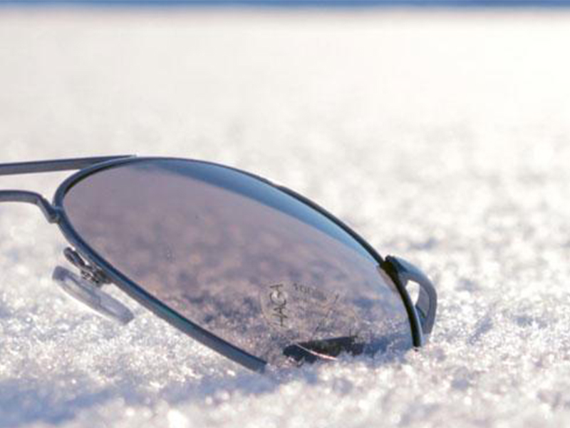 Why It's Important to Wear Sunglasses in the Winter