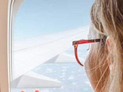 Flying Tips When You Wear Glasses or Contacts