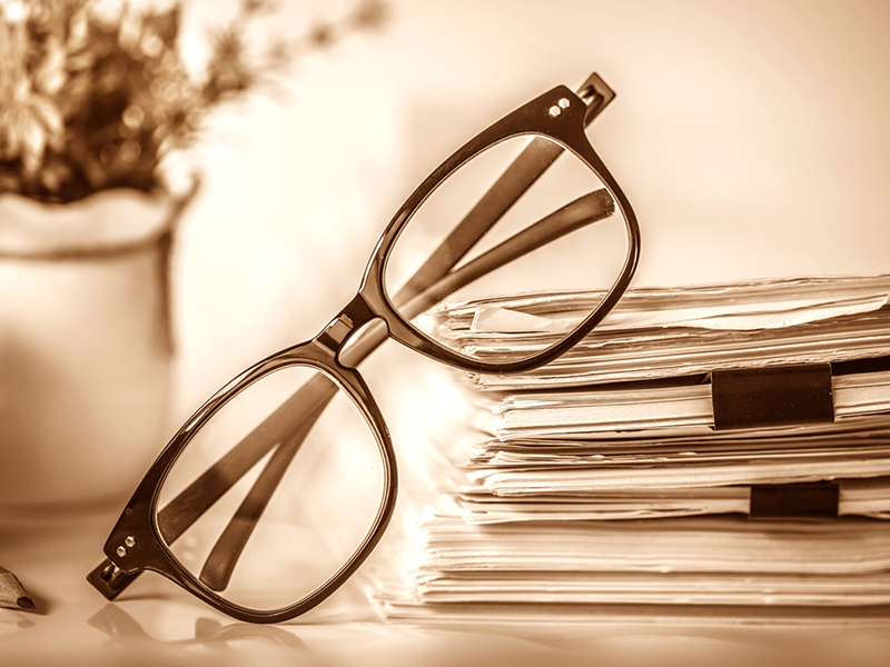 Did You Know Prescription Eyewear Could be Used as a Tax Deduction?